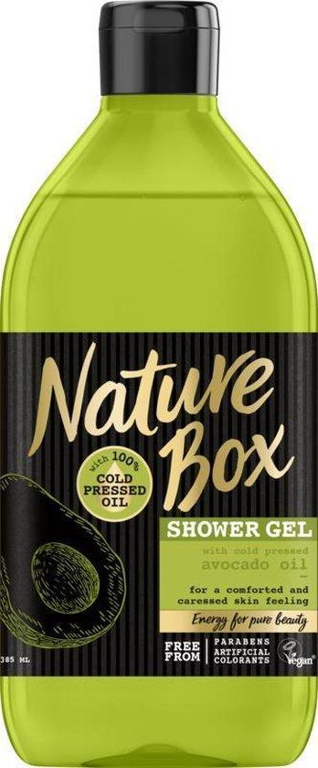 Nature Box Shower Gel Avocado Rescue