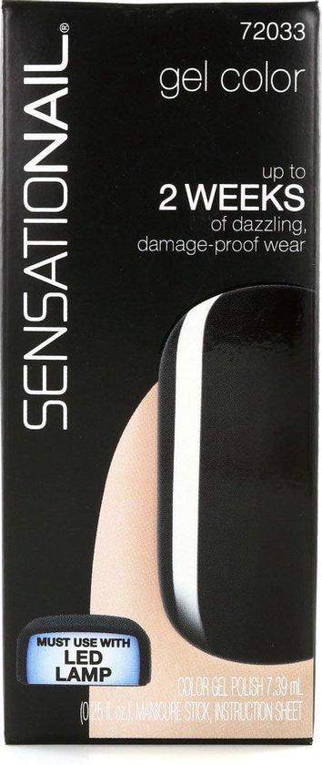 Sensationail Colorgel Pol.Midnight Rendevouz