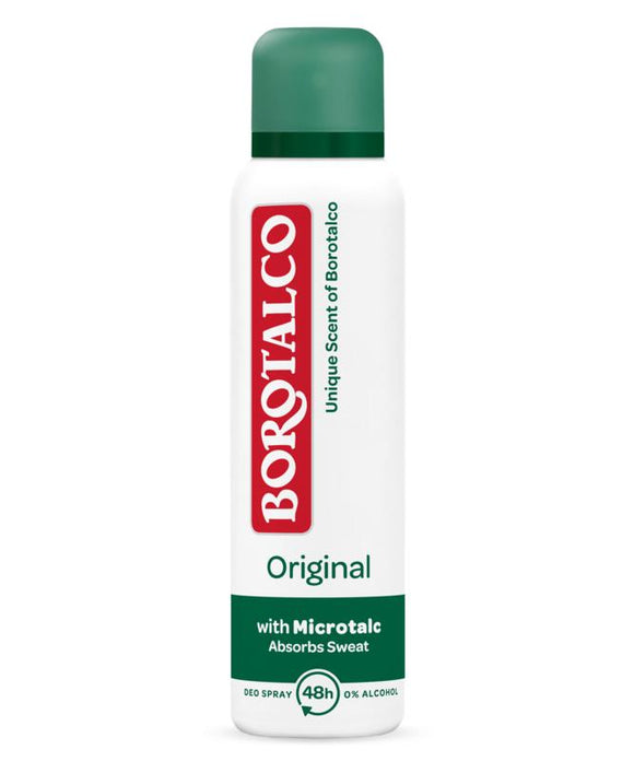 Borotalco Deo Spray Original