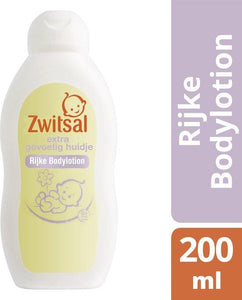 Zwitsal Sensitive Care Bodylotion