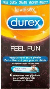 Durex Emoji Condooms Feel Fun