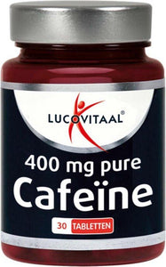 Lucovitaal Pure Cafeine 400 Mg