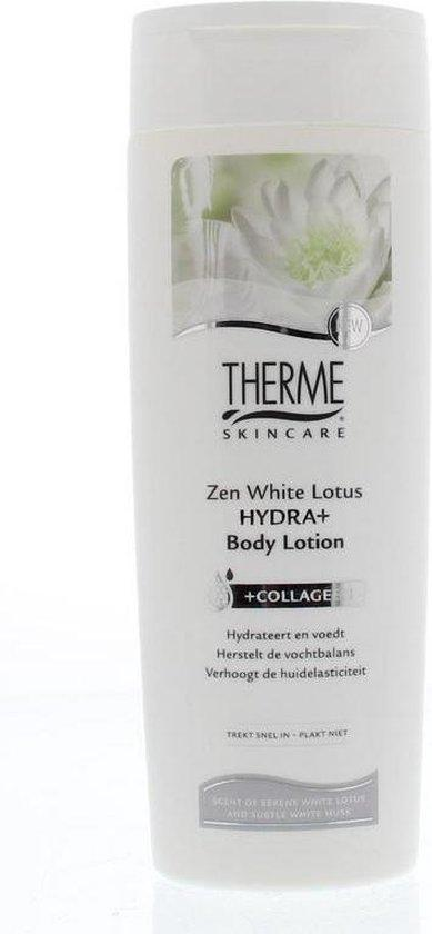 Therme Body Lotion Zen White Lotus Hydra+