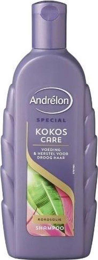 Andrelon Shampoo Kokos Care