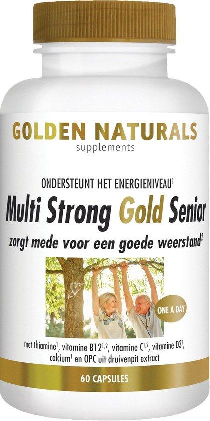 Golden Naturals Multi Rong Gold Senior