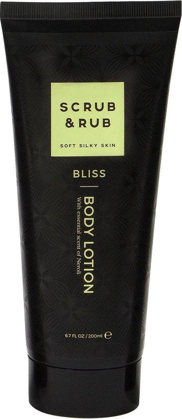 Scrub&Rub Bodylotion Bliss