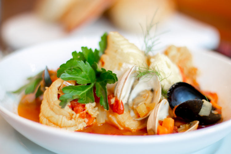Bouillabaisse, A Delicious French Fish Stew
