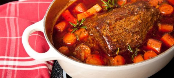 Braising 101: 6 Steps to Tenderness with Multiple Flavor Options