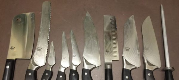Equipment Corner: Chef's Knives