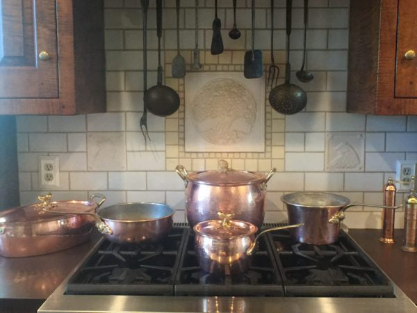 5 Reasons You Should Be Cooking With Copper Pans