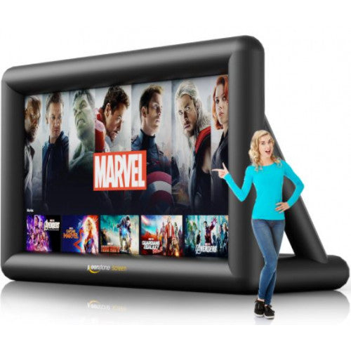 Outdoor Inflatable Projector Screen