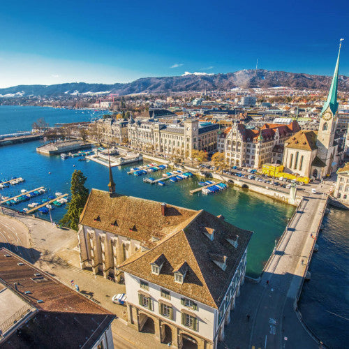 7 Nights @4 Star Zurich Hotel