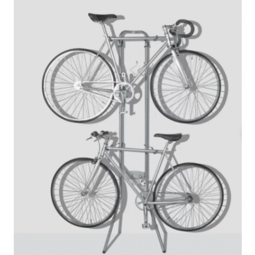 Wall Mounted Freestanding Bike Rack