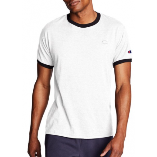 Champion Men's Classic Jersey Ringer T-Shirt