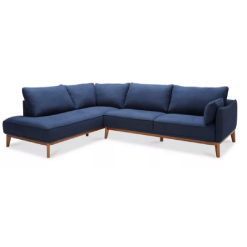 "Jollene 113"" 2-Piece Sectional Set"