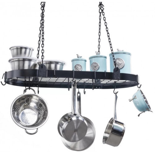 Ebern Designs Hanging Pot Rack