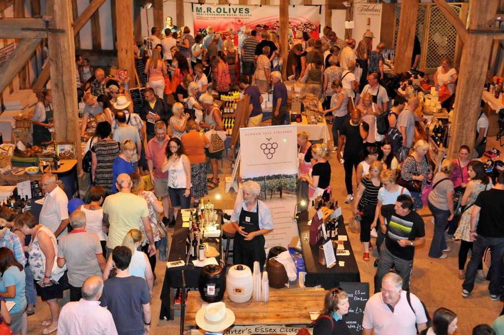 Essex Festival of Food and Drink 2015