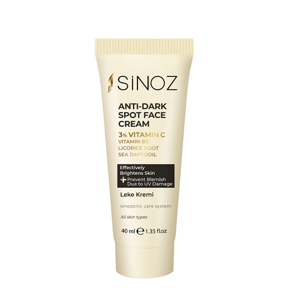 Sinoz Anti Dark Spot Face Cream - Blemish Cream