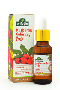 Rosehip Seed Oil 20 ml Arifoglu - Lujain Beauty