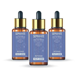 SepiWhite Anti-Aging Krill Oil Serum - Lujain Beauty