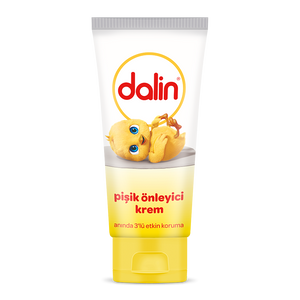 Dalin Nappy Cream 100ml - Lujain Beauty