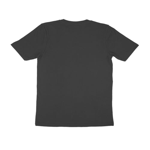 Round Half-sleeves T-shirt for men