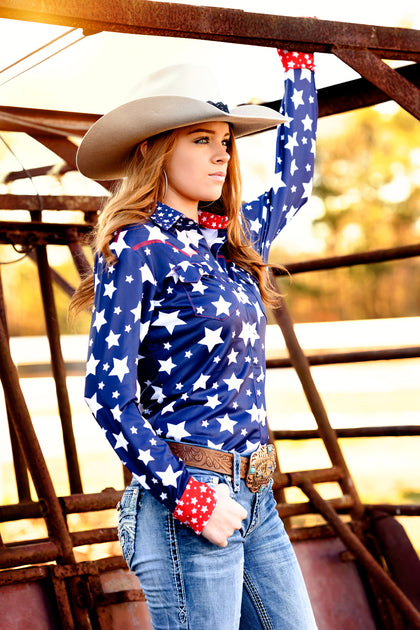 Cool Cowgirl™ Shirts with Cooling Technology