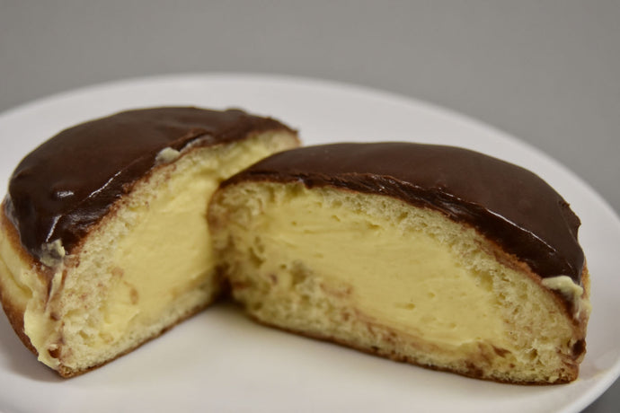 Chocolate Covered/Custard Filled Paczki
