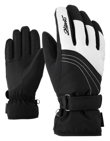 Ziener Konny AS - white/black