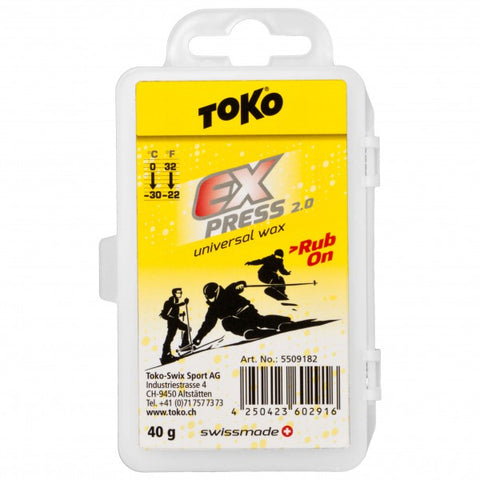 Toko Express Rub ON