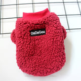 Cute and Fluffy Fleece Sweater Jumper For Small Dogs.  Suitable for Chihuahua, Bischon, etc.  Choice of 4 colours and 5 sizes.