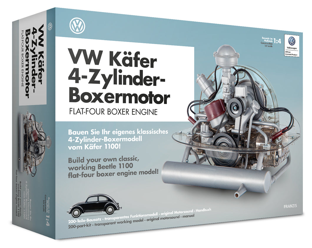 VW kit in box