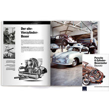 Load image into Gallery viewer, Porsche Carrera Model Engine Kit
