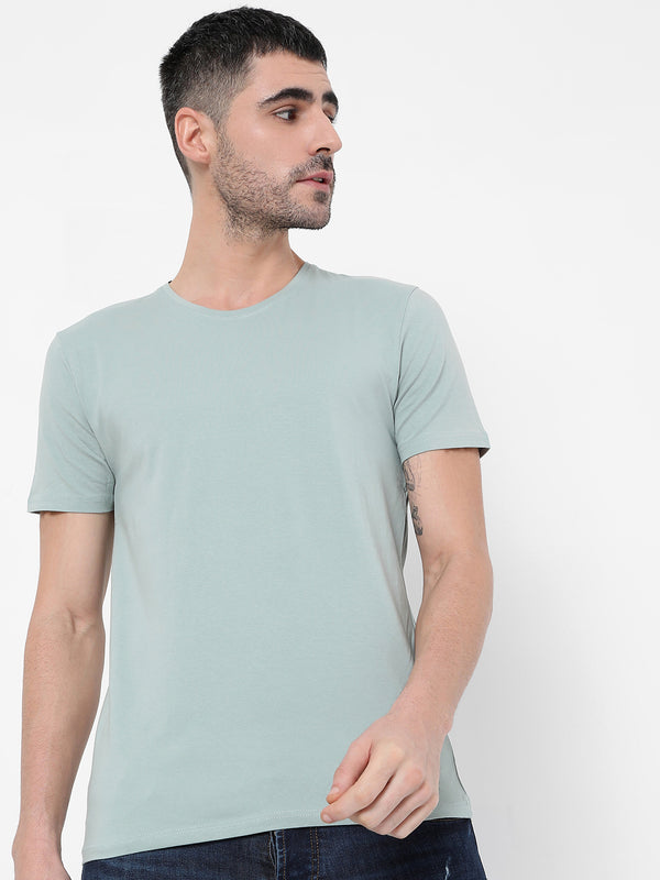 Solid Stretch - Mint Green