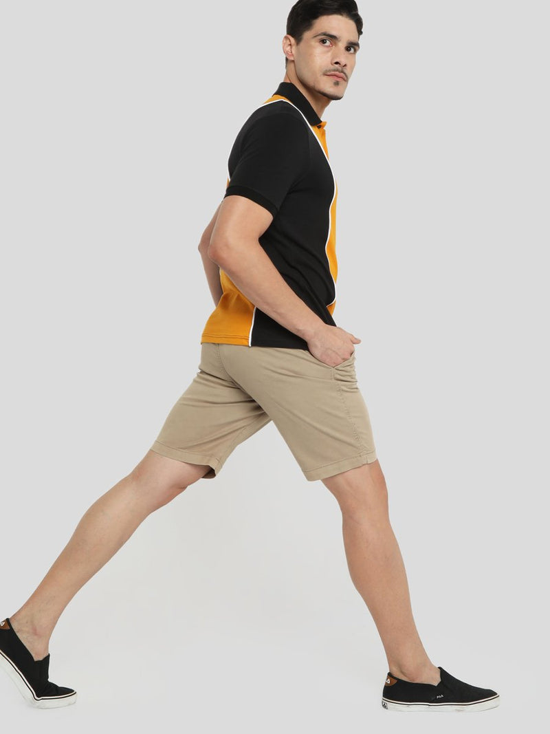 Two Side Stripe Polo