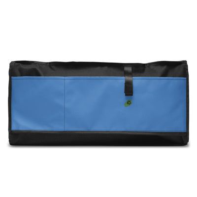 Blue Frog Spots Duffle bag