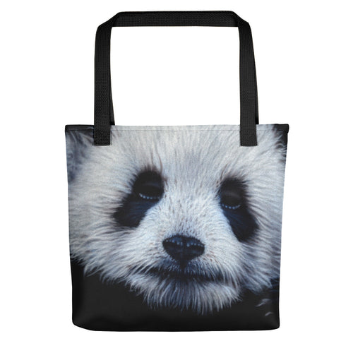 Panda Bear Tote bag Cute And Cuddly Panda Tote