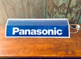 Vintage original light up Panasonic shop advertising sign (Copy)