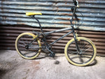 Vintage old skool 80s 90s BMX bike