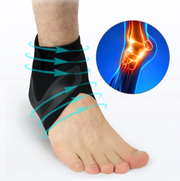 Elastic Brace Sports Ankle Support