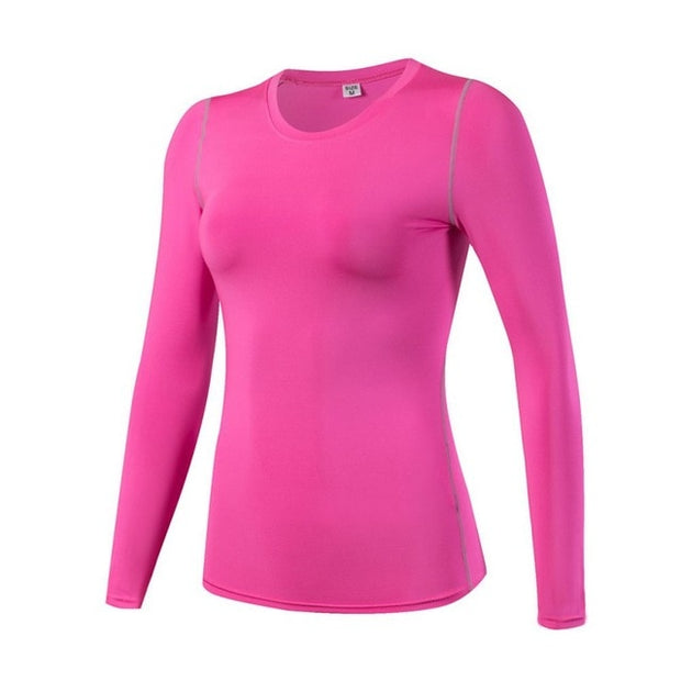 Long Sleeves Workout Top
