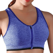 Push Up Breathable Sports Bra