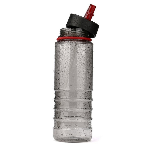 Drinking Bottle with Hydration Straw