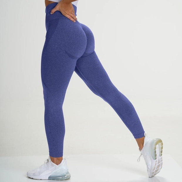 Seamless High Waist Yoga Pants
