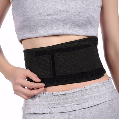 Magnetic Self-heating Waist Support