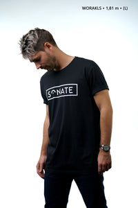 Tshirt Sonate Black