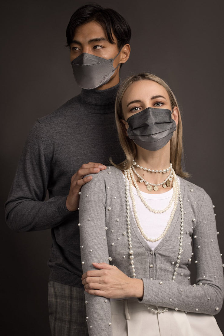 Earl Grey Ombré Adult 3-ply Surgical Mask 2.0