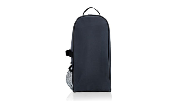 Sports Boot Bag - Navy Letters