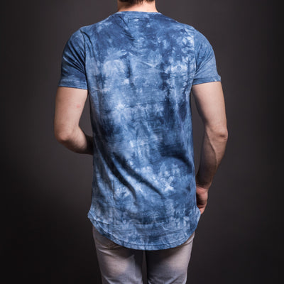 "N&R Men ""Follow Route 708"" T-shirt - Blue"