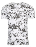 Y&R Men Freiheit Freedom Liberty T-Shirt - White